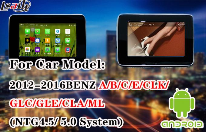800X480 Car Multimedia Navigation System for Benz A/B/C/E , Android Auto Interface