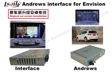Cina Android Video Interface Car Multimedia Navigation System For BUICK Enclave pemasok