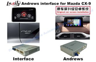 Cina CX -9 Tingkatkan Android Multimedia Car Multimedia Sistem Navigasi MirrorLink / Bt / DVD pemasok