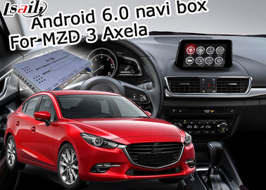 Cina Mazda 3 Axela Video Interface Android Navigation Box Dengan Mazda Knob Control Facebook pemasok