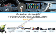 Cina Plug and Play Android Navigasi Video Interface untuk Buick Regal, LaCrosse pabrik