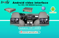 Cina AV Output VW Sharan Antarmuka Video Android Touch Navigation, WIFI / BT Google MAP pabrik
