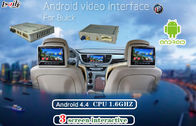 Cina For Buick CUE System Android Navigation Video Interface with Reverse System , Bluetooth pabrik