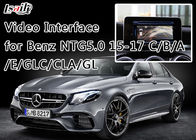Cina Setelah 2015 BENZ- NEW-C Reverse Camera Interface Dengan Front View Camera, 800X480 HVGA pabrik
