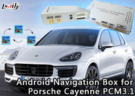 Cina 720P / 1080P Car Android Auto Interface GOOGLE MAP Video Untuk Porsche Cayenne pabrik