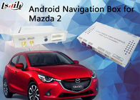 Android 6.0 Auto Interface Box untuk dukungan Mazda Tv WIFI BT MirrorLink Play Store, Navigasi GPS