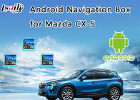 2014-2017 Mazda CX-5 Android 6.0 Interface Navigation Box dengan On line map (Google / waze)