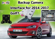 Cina HD Reverse Camera, 360 Bird View Cameras Interface dengan Dynamic Parking Guide Line untuk GOLF 7 / Passat / Skoda pabrik