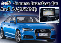 Cina Antarmuka 360 Deg Rear Camera, Antarmuka Multimedia Audi A6 2017 4GMMI Plug and Play pabrik