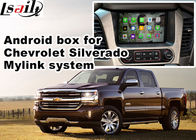 Android 4.4 Car Navigation Box, Antarmuka Video Navigasi untuk Chevrolet Slverado