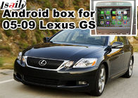 Lexus GS300 GS430 2005-2009 Car Navigation Box, tampilan video link belakang cermin