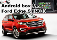 Cina Ford EDGE SYNC 3 Kotak Android Gps WIFI BT Peta Google apps video interface perusahaan