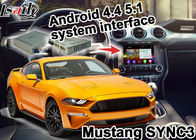 Cina Ford Mustang SYNC 3 Android GPS navigasi WIFI BT Google apps video interface pabrik