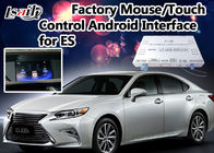 Cina Android 6.0 Lexus Video Interface untuk dukungan ES WIFI, No Damage Installation pabrik