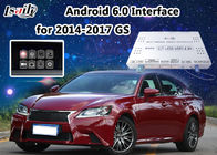 Cina Navigasi Lexus Video 6.0 untuk Kontrol GS / Multimedia Video Interface pabrik