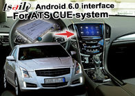Cina Mirror link cor layar Android navigation box video interface untuk video ATX Cadillac pabrik