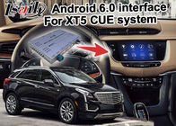 GPS Android navigation box video interface untuk video Cadillac XT5