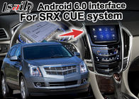 Cadillac SRX CUE mobil antarmuka video cermin link Car Multimedia Navigation System