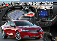 Cina Chevrolet Impala Android 6.0 antarmuka video dengan spion WiFi tautan cermin video pabrik
