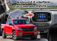 Antarmuka video kotak navigasi GPS / Chevrolet Colorado Mirror Link Navigation