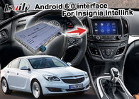Android 6.0 Car Navigation Box Untuk antarmuka video Opel Vauxhall Insignia Buick Regal