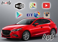 Sistem Navigasi Mobil Android Antarmuka Video Multimedia 16GB EMMC