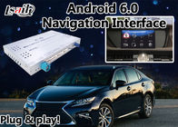 ES 2012-2017 Lexus Video Interface Mouse Version, GPS Navi Android 6.0 Kotak Navigasi