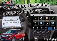Cina Full Plug & Play Car Navigasi Android Interface untuk Ford Kuga Escape pabrik