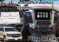Chevrolet Tahoe Android 6.0 Auto Interface untuk MyLink System 2015-2018, Navigasi GPS Waze