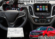 Android 6.0 Auto Interface untuk Chevrolet Equinox / Malibu / Traverse Mylink System 2015-2018, Navigasi GPS