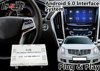 Sistem Navigasi Multimedia Android 6.0 Mobil untuk Cadillac SRX CUE System 2014-2018 Spotify Google Chrome Play Store