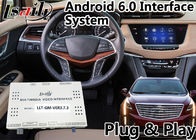 Android 6.0 Auto Interface, Sistem Navigasi GPS Mobil Untuk Cadillac XT5 CUE System 2014-2018