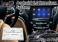 Cina Android 6.0 Auto Video Interface untuk Cadillac XTS / XTS 2014-2018 dengan Sistem CUE Waze YouTube GPS-навигаторы pabrik