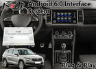 Volkswagen Skoda Android Video Interface 8 '' Inch Screen Dengan Waze Google