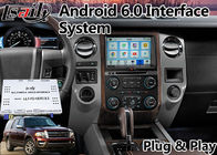 Cina Ford Expedition Android Auto Interface untuk sistem Sync 3 YouTube, Waze, Google map pabrik