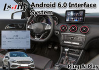 W176 Android 9.0 Auto Interface untuk Tahun 2015-2019 Mercedes-Benz a-Class Waze Youtube