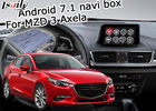 Cina Mazda 3 Axela Video Interface Android Navigation Box Dengan Mazda Knob Control Facebook perusahaan