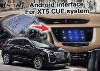 Cina GPS Android navigation box video interface untuk video Cadillac XT5 perusahaan