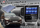 Antarmuka Video Toyota Land Cruiser LC200 2019 Udio, Kotak Navigasi Android