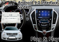 ROM 32 GB Antarmuka Mobil Android Untuk Cadillac SRX CUE System 2014-2020 Spotify Google Chrome Play Store
