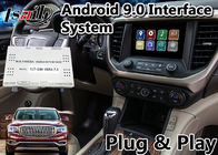 Android 9.0 GPS Navigation Box untuk 2014-2020 GMC Acadia dibangun dengan WIFI Mirrorlink Video Interface