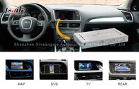 Cina Sistem Aotomobile Navigasi Video Interface Audi A4L A5 Q5 Multimedia Interface pabrik