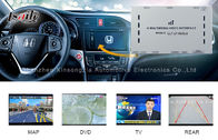 Cina GPS Navigator System Interface / Honda Video Interface GPS Navi untuk Tangan Kanan Drive HR-V pabrik
