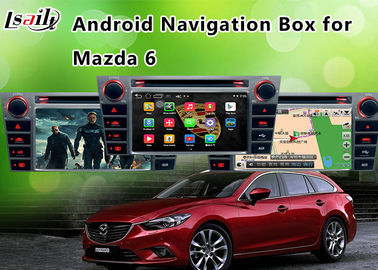 2014-2017 Mazda CX-3 Android 6.0 Navigation Box dengan Touch Control dan Mirrorlink