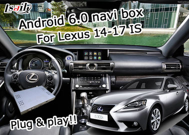 GPS Android navigation box Lexus IS200t IS300h tombol kontrol mouse waze youtube Google play
