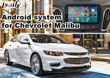 Cina Chevrolet Malibu (CUE) cermin mobil Link android Video Interface kotak WIFI layar cor Distributor