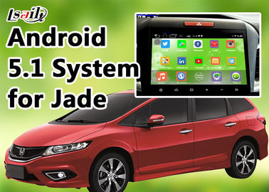 Cina JADE Honda Video Interface, multimedia video interface Termasuk Online map Distributor