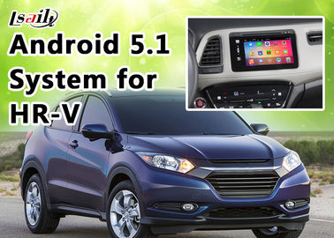 Cina 1.6GHZ 4 Core Andorid 6.0 GPS Honda Video Interface untuk dukungan SDM - V Google Play Distributor