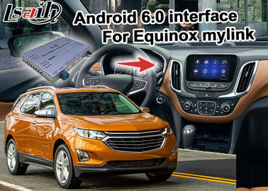 Cina Chevrolet Equinox (mylink) mobil android Video Interface kotak layar cast WIFI Distributor