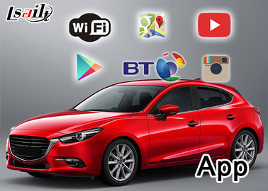 Cina Sistem Navigasi Mobil Android Antarmuka Video Multimedia 16GB EMMC pabrik